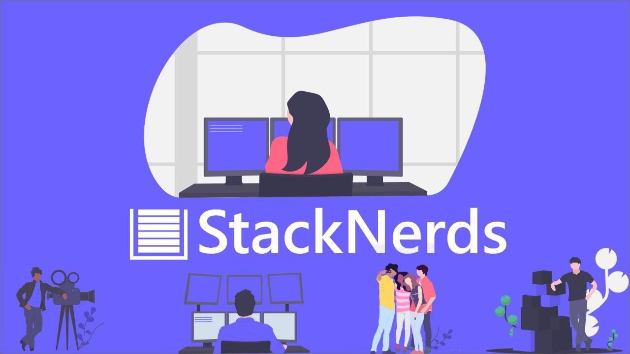 Welcome to StackNerds!